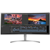38 nõgus Ultra Wide Full HD LED IPS-monitor LG