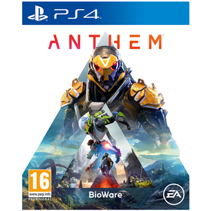 PS4 game Anthem