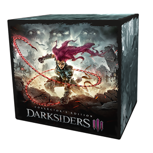 PS4 mäng Darksiders III Collectors Edition