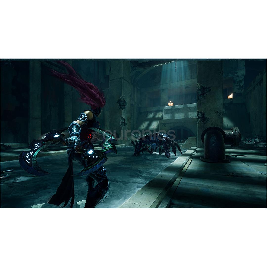 Игра для Xbox One, Darksiders III Collectors Edition