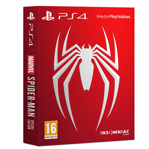 PS4 mäng Marvels Spider-Man Special Edition