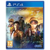 PS4 mäng Shenmue I & II