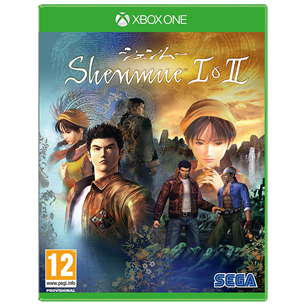 Xbox One game Shenmue I & II