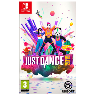 Switch mäng Just Dance 2019 (eeltellimisel)