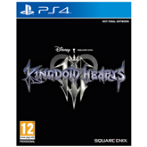 PS4 game Kingdom Hearts III