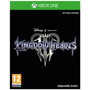 Xbox One mäng Kingdom Hearts III
