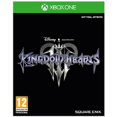 Xbox One game Kingdom Hearts III