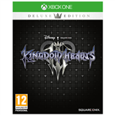 Xbox One game Kingdom Hearts III Deluxe Edition