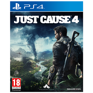 PS4 mäng Just Cause 4 Day One Edition (eeltellimisel)