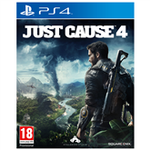 PS4 game Just Cause 4 Day One Edition (pre-order)