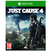 Xbox One mäng Just Cause 4 Day One Edition
