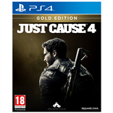 PS4 game Just Cause 4 Gold Edition