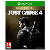 Xbox One game Just Cause 4 Gold Edition