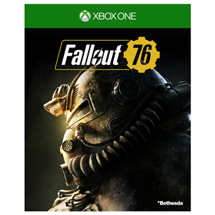 Xbox One mäng Fallout 76