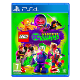 Игра для PlayStation 4 LEGO DC Super Villains