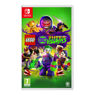 Arvutimäng LEGO DC Super Villains