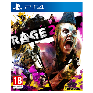 PS4 game Rage 2