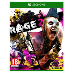 Xbox One mäng Rage 2 (eeltellimisel)