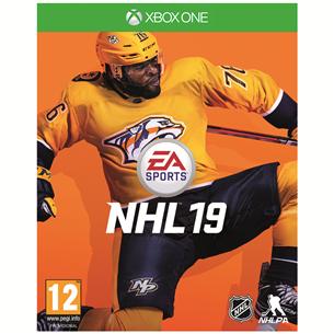 Xbox One mäng NHL 19 (eeltellimisel)