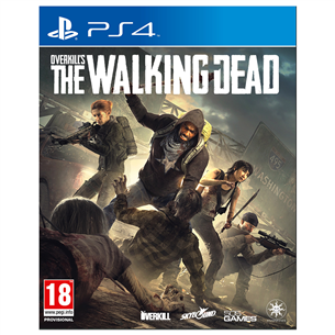 PS4 mäng Overkills The Walking Dead (eeltellimisel)