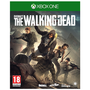 Xbox One mäng Overkills The Walking Dead (eeltellimisel)