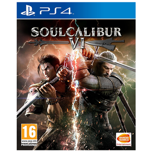 PS4 mäng SoulCalibur VI