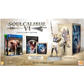 PS4 game SoulCalibur VI Collectors Edition
