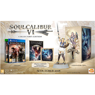 Xbox One mäng SoulCalibur VI Collectors Edition (eeltellimisel)
