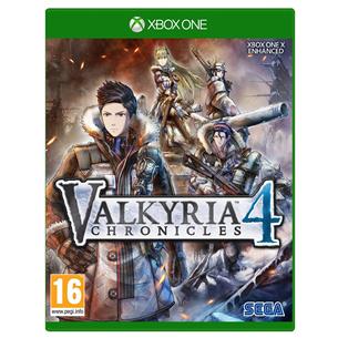 Xbox One mäng Valkyria Chronicles 4 (eeltellimisel)