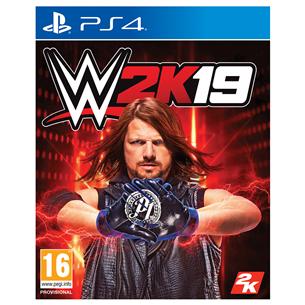 PS4 mäng WWE 2K19 (eeltellimisel)