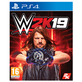 PS4 mäng WWE 2K19