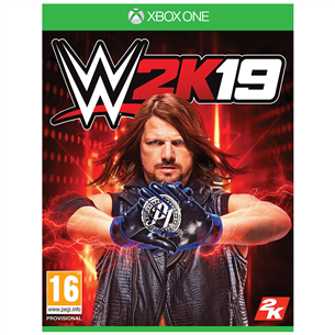 Xbox One mäng WWE 2K19