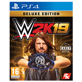 PS4 mäng WWE 2K19 Deluxe Edition