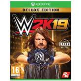 Xbox One mäng WWE 2K19 Deluxe Edition (eeltellimisel)
