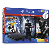 Mängukonsool Sony PlayStation 4 PlayStation Hits Bundle (1 TB)
