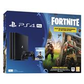 Mängukonsool Sony PlayStation 4 Pro + Fortnite Voucher