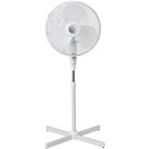 Floor fan ECG
