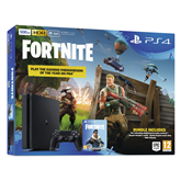 Gaming console Sony PlayStation 4 (500 GB) + Fortnite Voucher