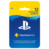 Членская карта PlayStation Plus, Sony / 12 месяцев