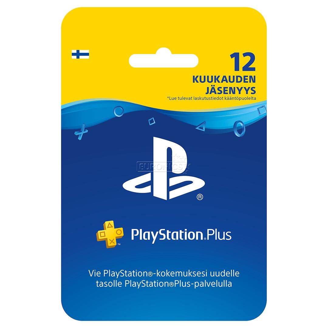 PlayStation Plus membership, Sony / 12 months