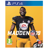 PS4 game Madden 19