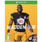 Xbox One game Madden 19