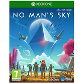 Xbox One mäng No Mans Sky