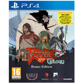 PS4 mäng The Banner Saga Trilogy