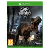 Xbox One mäng Jurassic World Evolution