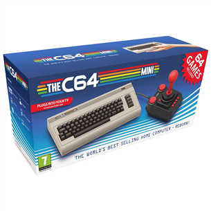Mängukonsool THEC64 Commodore 64 Mini