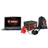 Sülearvuti MSI Raider