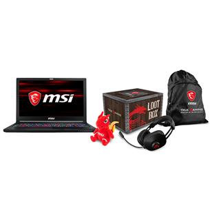 Sülearvuti MSI Stealth