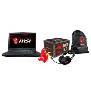 Sülearvuti MSI Titan