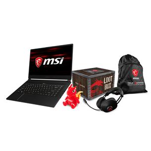 Sülearvuti MSI GS65 Stealth Thin